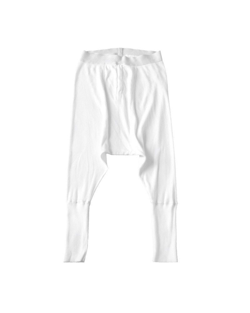 Napa Rib 50s Pants Optic White