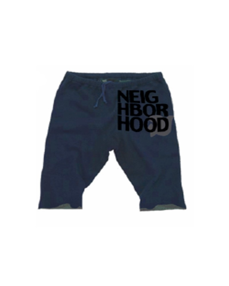 Neighborhood Sweat Shorts Mineral Blue