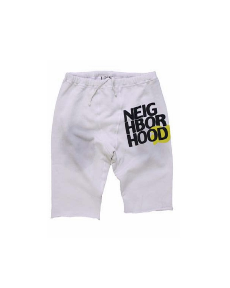 Neighborhood Sweat Shorts Mineral Rock