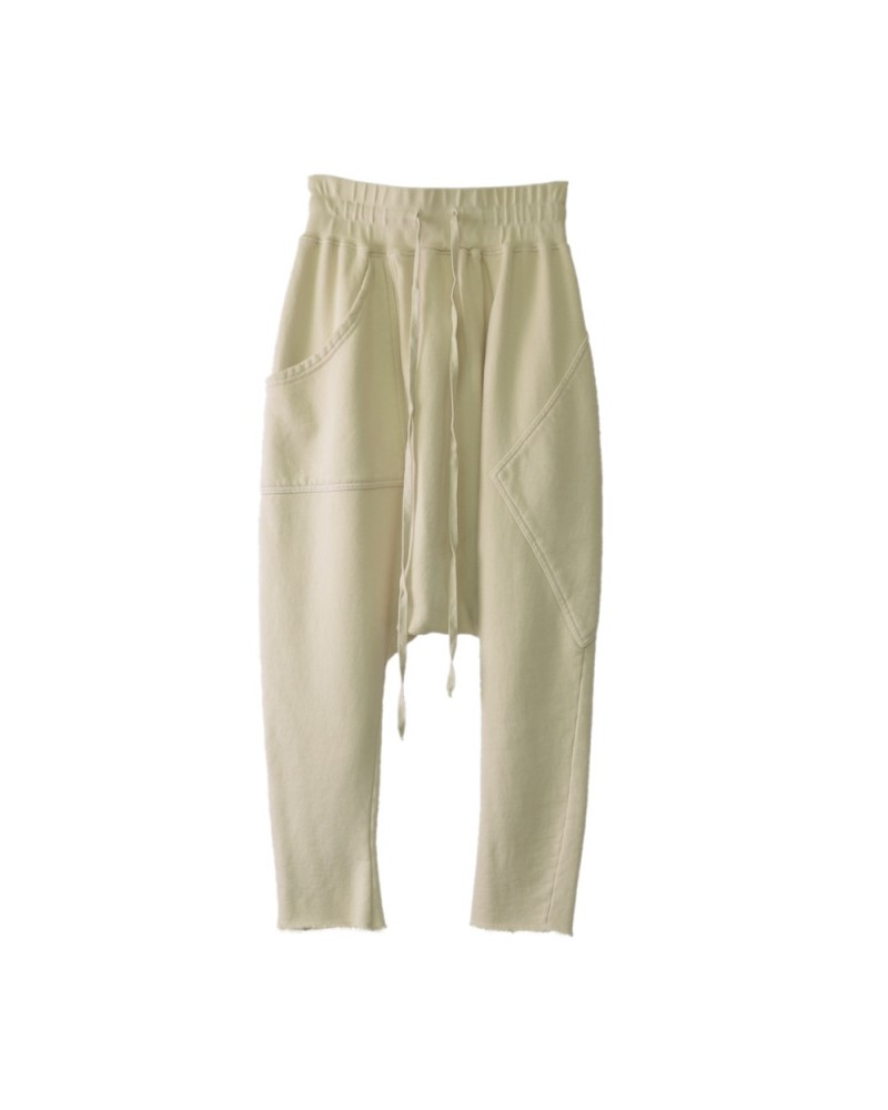 Organic French Terry M802 Pants