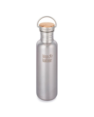 Reflect Stainless 27oz Bottle Brushed Steel