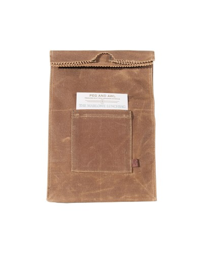 Marlowe Lunch Bag Spice