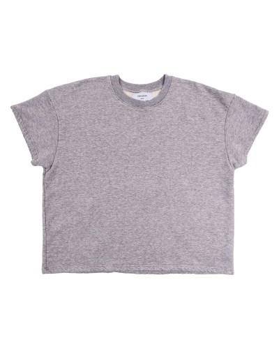 Box Crew Sweater Heather Grey