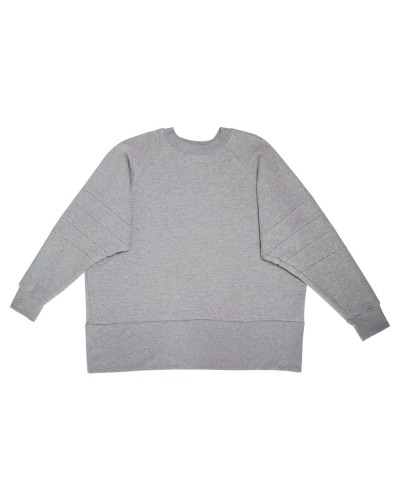 Henry Sweater Heather Grey